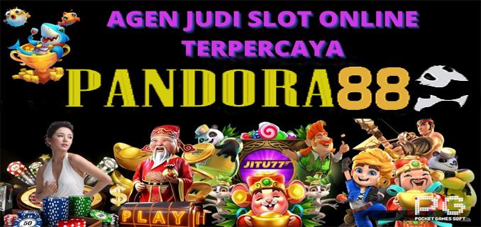 Pandora88 Slot Asia