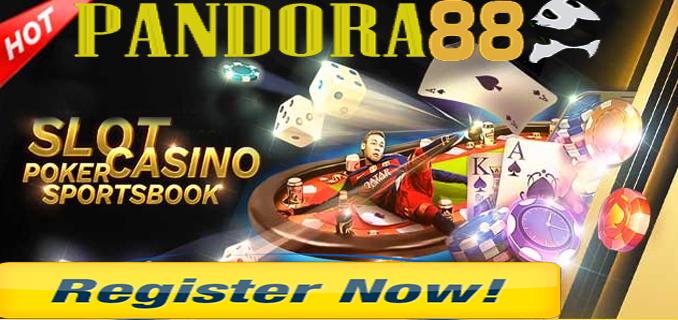 Akun Resmi Pandora88