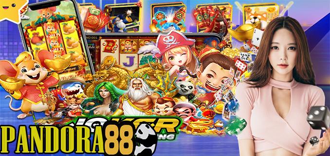 Pandora88 Joker Gaming