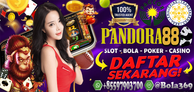 Registrasi Akun Pandora88