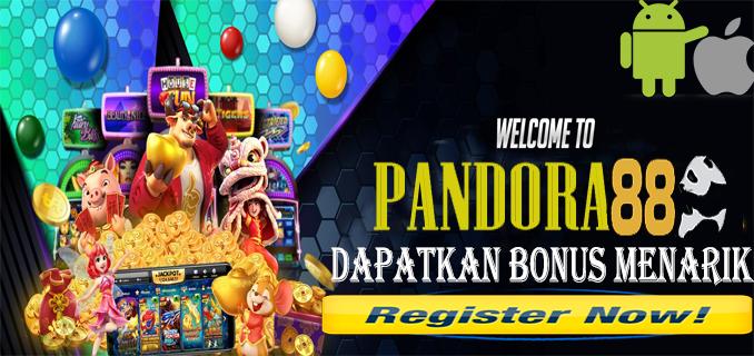 Web Bandar Pandora88
