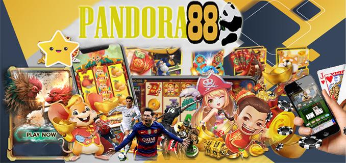 Website Pandora88